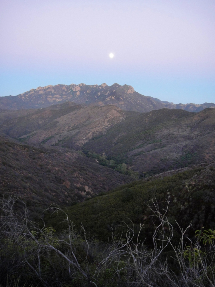 Sunset Moonrise – Oct 28 - Nov 3 (1/5)